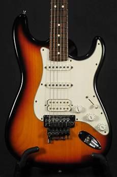 Fender Usa Floyd Classic Stratocaster 1992 Sunburst
