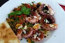 kulinarische welten zu fisch und meeresfrucht pulpo