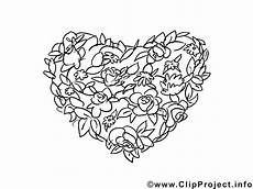 Valentinstag Malvorlagen Zum Ausdrucken Herz Aus Blumen Valentinstag Ausmalbilder