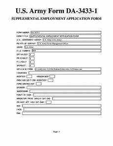 da form 3433 1 fillable online u s army form da 3433 1 usa federal