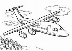 ausmalbilder flugzeug malvorlagen ausdrucken 3