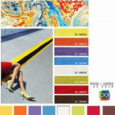 Trends Summer S Color Forecast S S 2018