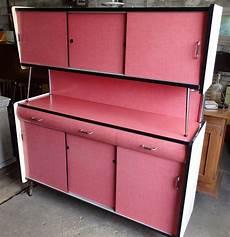 meuble de cuisine vintage en formica 1960 design