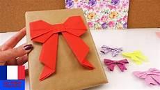 Faire Soi M 234 Me Un Noeud Origami Pour Papier Cadeau