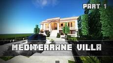 mediterrane villa in minecraft bauen minecraft let 180 s