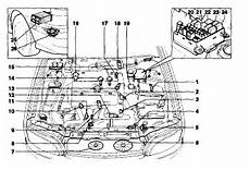 1992 volvo s40 engine diagram where is the map sensor located on my volvo 2000 s40 when i turn the car on it cuts