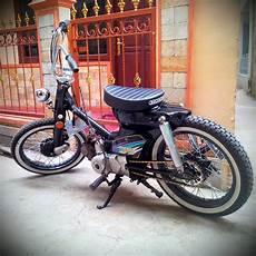Bengkel Motor Custom by Bengkel Modifikasi Motor Choppy Cub Murah Bandung