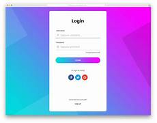 20 most beautiful css forms designed by top designers in 2019