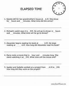 elapsed time worksheets 5th grade word problems 3290 planet12sun printables page 4 of 18 free pdf printable worksheets and forms