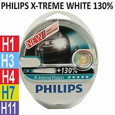 philips xtreme vision philips xtreme x treme vision 130 h1 h4 h7 h3