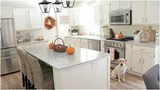 fall decorating ideas my fall kitchen decor youtube