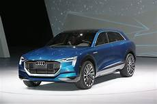 all electric audi e tron quattro concept boasts 310 miles