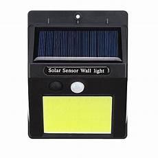 solar lights motion sensor wall light outdoor waterproof