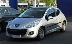 File Peugeot 207 75 Move Facelift Frontansicht