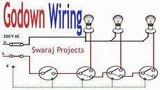 godown wiring experiment light switch wiring staircase wiring connections