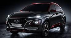 Hyundai Kona Iron Edition Is All Sorts Of Wrong