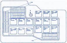 bmw e36 150k 1993 power distribution fuse box block circuit breaker diagram carfusebox