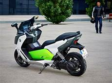 2014 bmw c evolution electric scooter revealed
