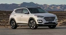 redesigned 2019 hyundai tucson goes sale priced from 24 245 carscoops