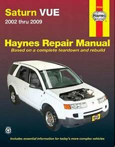 car service manuals pdf 2005 saturn vue auto manual 2002 2003 2004 2005 2006 2007 2008 2009 saturn vue haynes repair manual 0255 ebay