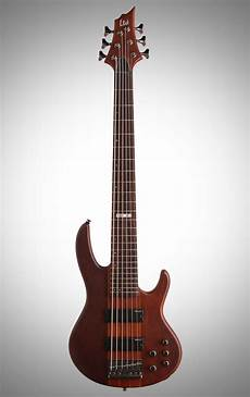 Esp Ltd D 6 6 String Electric Bass Guitar Zzounds
