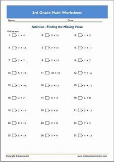 looking for cool grade 3 worksheets kids would find these 3rd grade math worksheets pdf totally