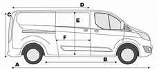 Transit Center Ford Transit Custom Specifications