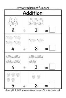 picture addition beginner addition kindergarten addition 5 worksheets kindergarten math