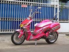 Jok Beat Variasi by Dunia Modifikasi Kumpulan Modifikasi Motor Honda Beat Terbaru
