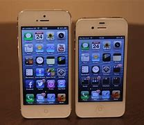 Image result for iPhone 4S vs 5S