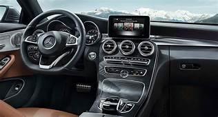 Mercedes Benz C Class Coupe 2017