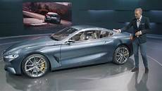 2018 Bmw 8 Series Concept Reveal