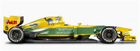 Classic Formula 1 Liveries On The Racers Of 2013