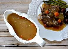 Easy Sauerbraten Recipe