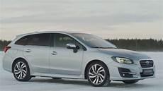2019 Subaru Levorg Snowy Road