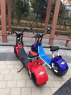 scooter harley elektro roller 1000w 60v akku