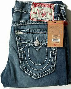 true religion mens ricky t authentic new w