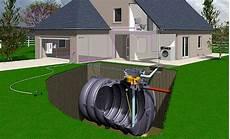 cuve récupération d eau de pluie cuve r 195 169 cup 195 169 ration eau de pluie enterr 195 169 e 3500l