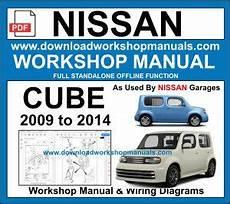 car service manuals pdf 2012 nissan cube transmission control nissan cube workshop repair manual download