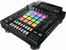 pioneer console dj pioneer dj djs 1000 stand alone dj sler and sequencer