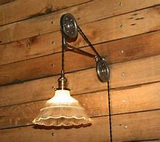 large pulley wall for your pendant light industrial pulley only ebay