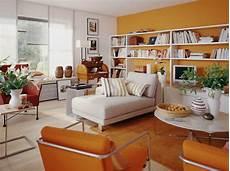 warme farben wohnzimmer