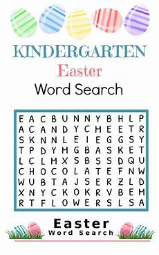 kindergarten easter word search printable my little me best baby gear reviews and parent