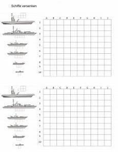 schiffe versenden vorlage schiffe versenken schiff