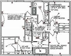house electrical design layout elec eng world