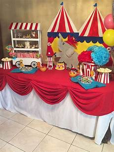 The 25 Best Circus Decorations Ideas On