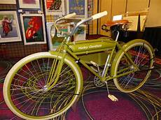 harley davidson fahrrad oldmotodude 1917 harley davidson bicycle with sidecar for