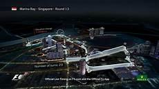 F1 Circuit Guide Marina Bay Singapore
