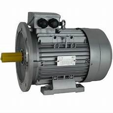 Ie2 Elektromotor 7 5 Kw 230 400 Volt Voetflensbevestiging
