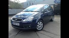 Ford B Max Automatik - ford focus c max c max 2 0 5dr ghia automatic in